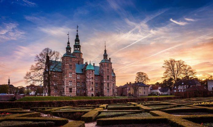 Castello di Rosenborg cosa vedere a Copenaghen