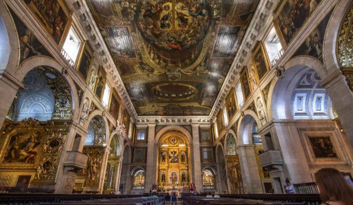 Cosa visitare a Lisbona Cattedrale di Santa Roque