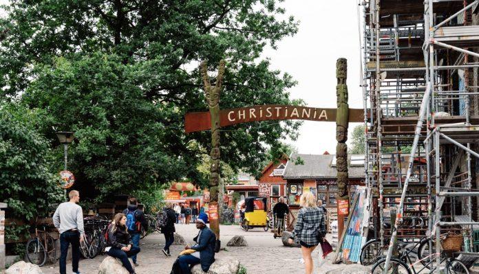 luoghi di interesse a copenaghen Christiania