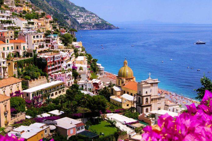 Costiera Amalfitana Positano Salerno