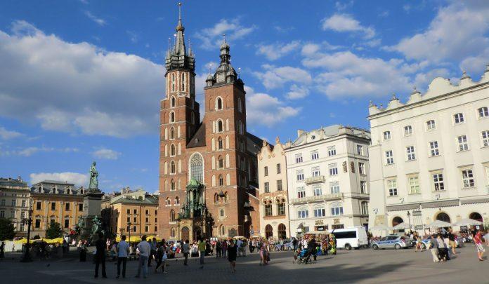 Cracovia Città Vecchia