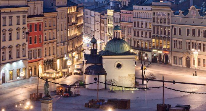 Cracovia La Chiesa di S. Adalberto di Praga