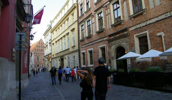 Cracovia Via dei Canonici