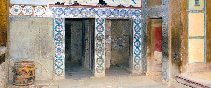Creta - Cnosso interno