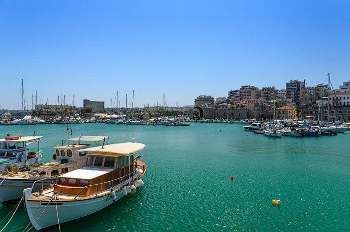 Creta Heraklion Porto