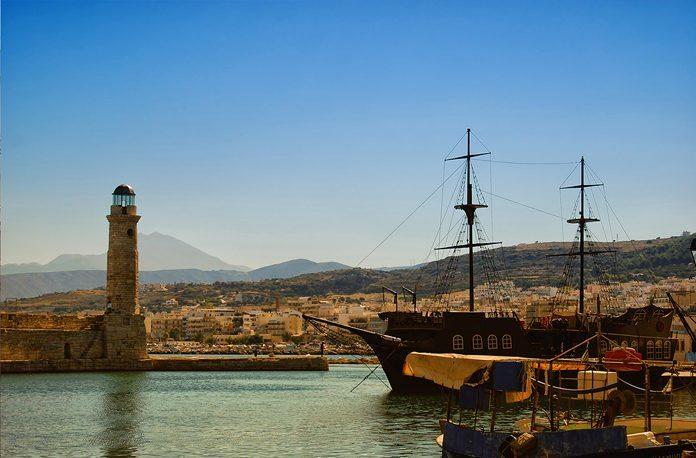 Creta - Rethymnon Porto
