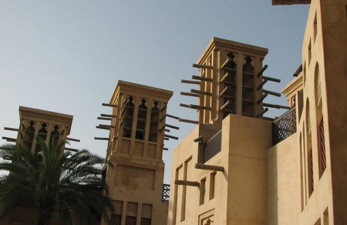 Dubai Torri del Vento
