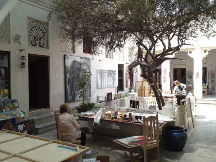 Dubai Majlis Gallery