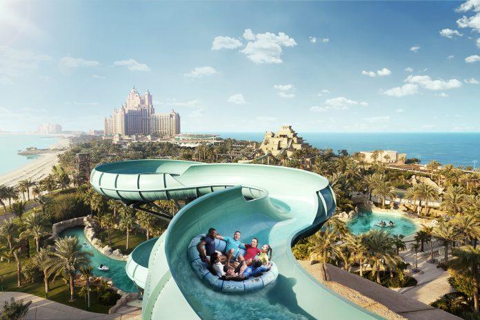 Dubai Aquaventure
