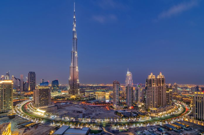 Dubai View Veduta