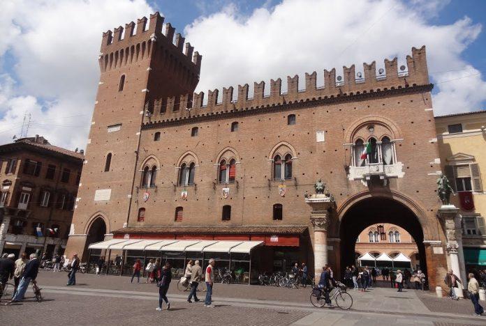 Ferrara Palazzo Municipio