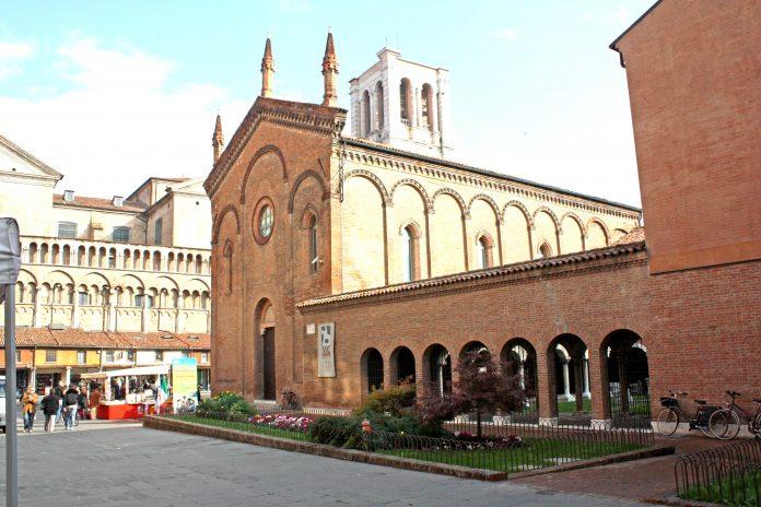 Ferrara Chiesa San Romano