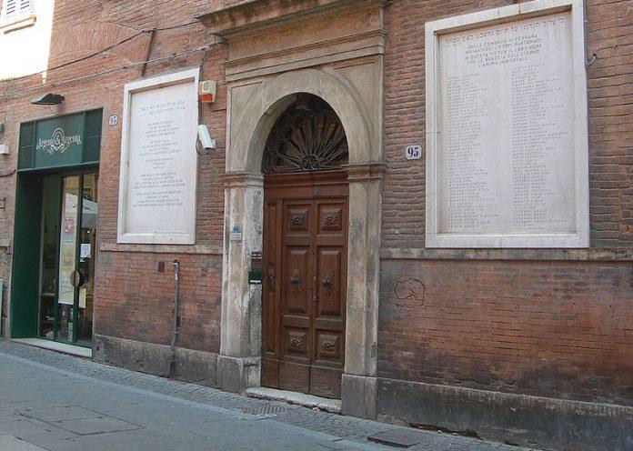 Ferrara museo ebraico