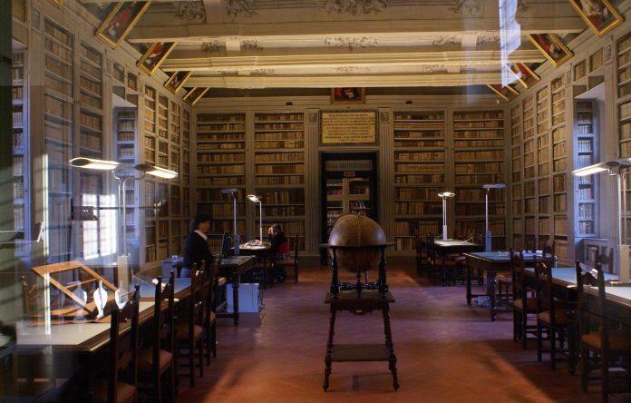 Ferrara Biblioteca Ariostea