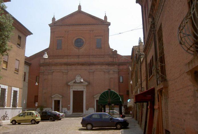 Ferrara Chiesa Gesù