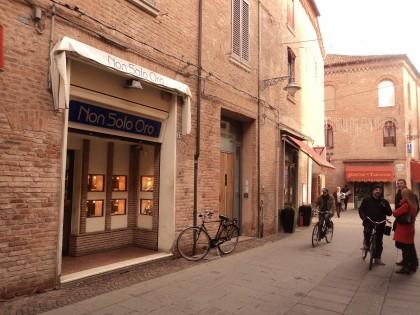 Ferrara Via Garibaldi