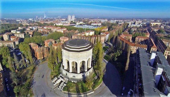 Ferrara Acquedotto Monumentale
