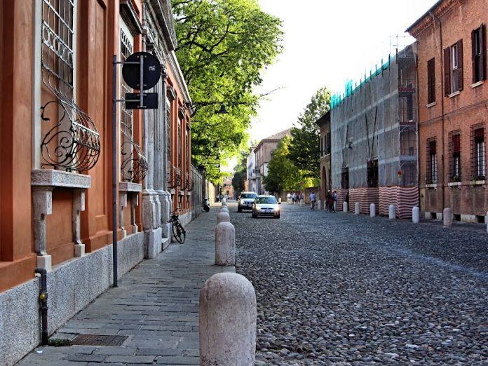 Ferrara Corso Ercole d'Este