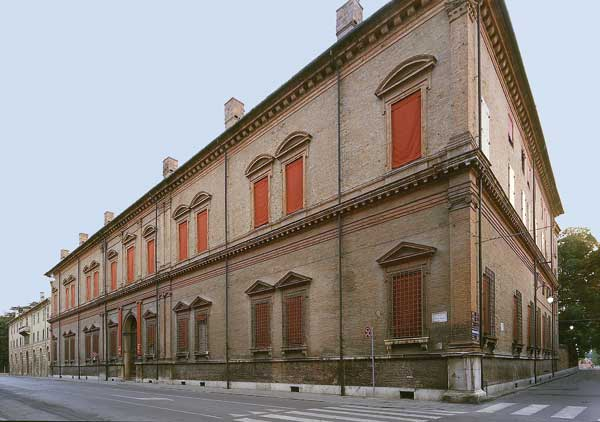Ferrara Palazzo Massari