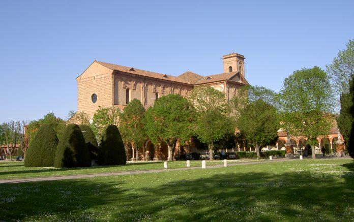 Ferrara Certosa San Cristoforo