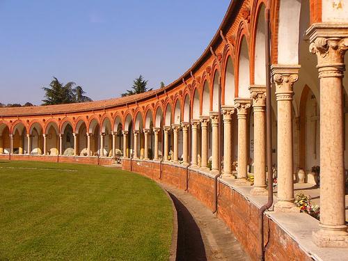 Ferrara San Cristoforo Cimitero