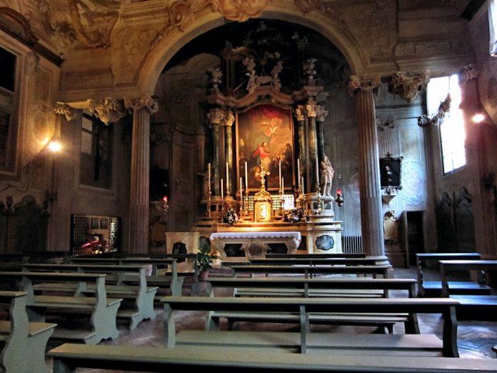 Ferrara Monastero Corpus Domini