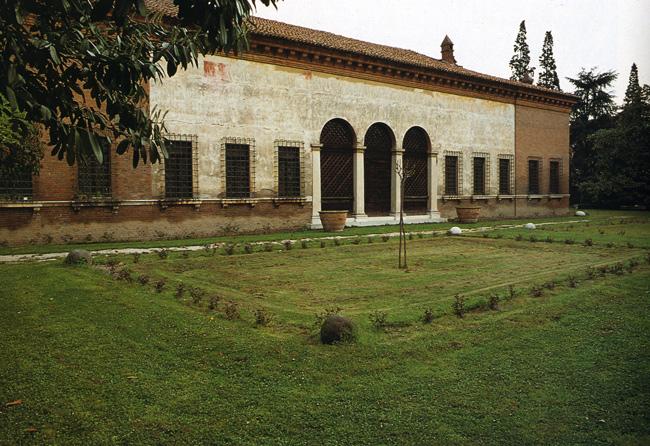 Ferrara Palazzina di Marfisa d'Este