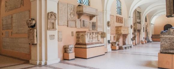 Ferrara Museo Lapidario