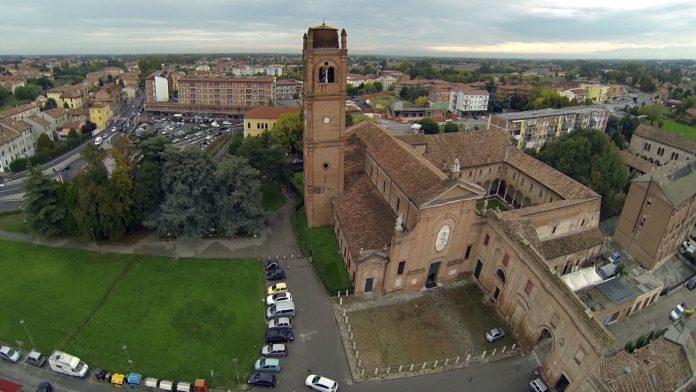 Ferrara San Giorgio fuori le mura