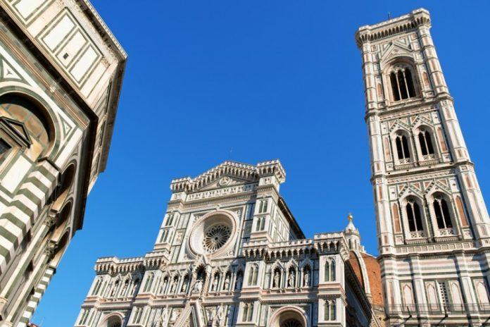 Firenze Campanile Giotto
