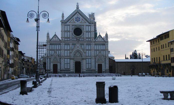Firenze Basilica Santa Croce
