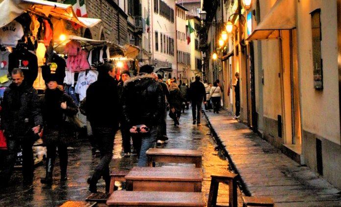 Firenze Borgo dei Greci