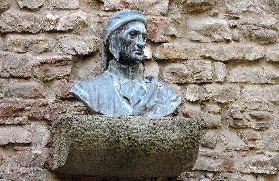 Firenze Santa Margherita dei Cerchi