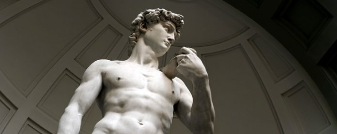 Firenze David Michelangelo Gallerie Accademia