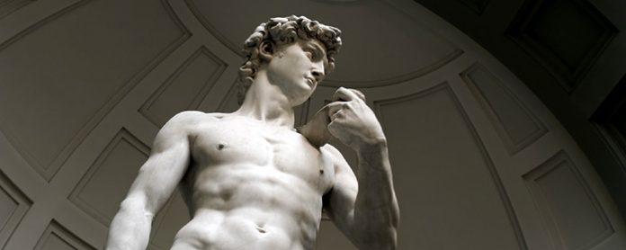 Firenze David Michelangelo Gallerie Accademia