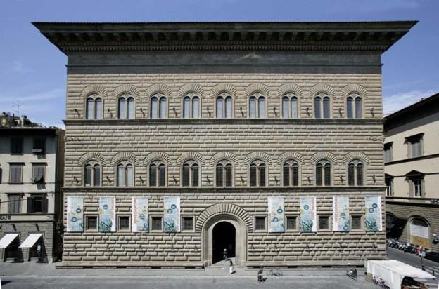 Firenze Palazzo Strozzi