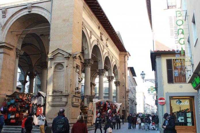 Firenze Via della Vigna Nuova