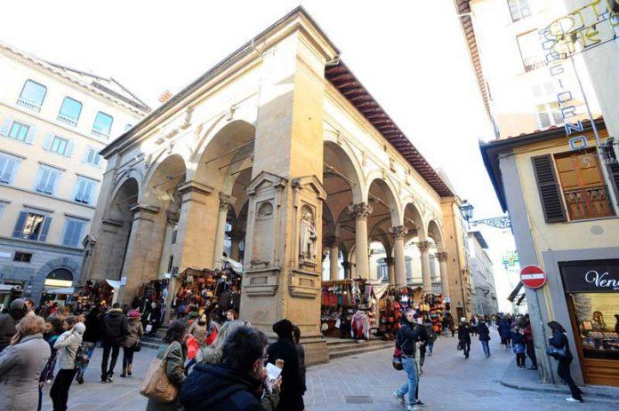 Firenze Mercato del Porcellino