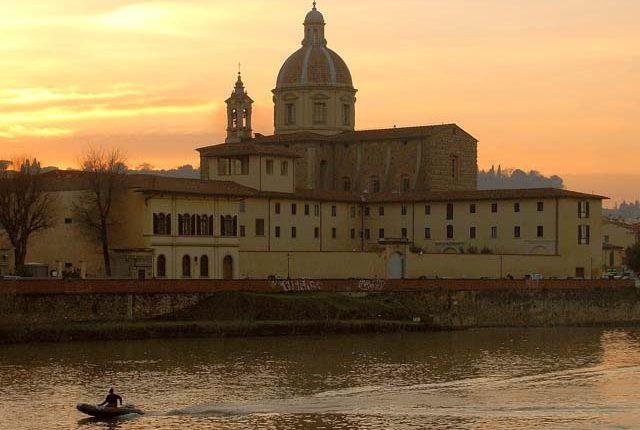 Firenze Chiesa San Frediano in Cestello