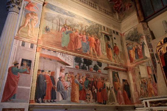 Firenze Cappella Brancacci
