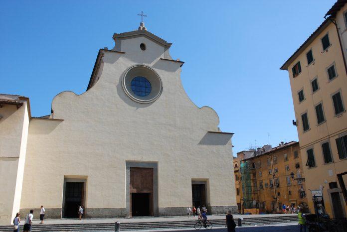 Firenze Chiesa Santo Spirito
