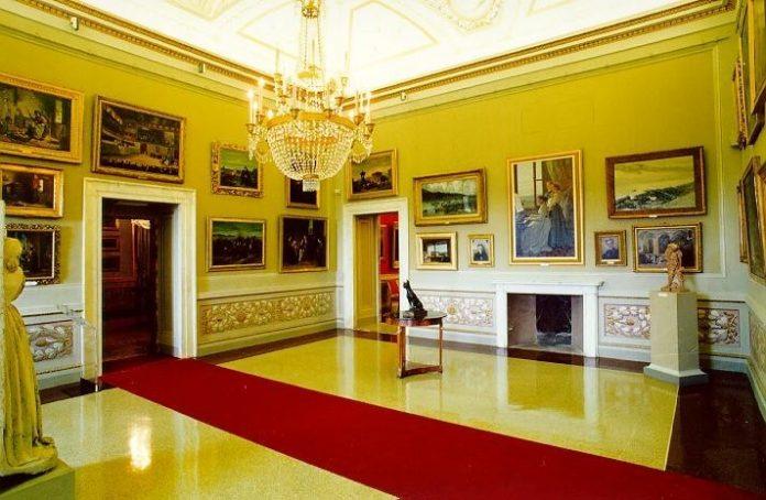 Firenze Galleria d'Arte Moderna