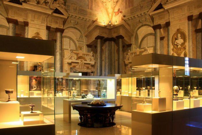 Firenze Museo degli Argenti