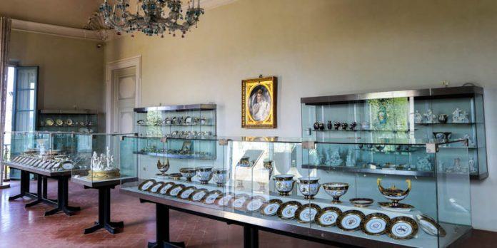 Firenze Museo della Porcellana
