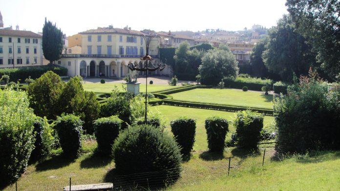 Firenze Giardini Torrigiani