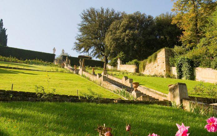 Firenze Giardini Bardini