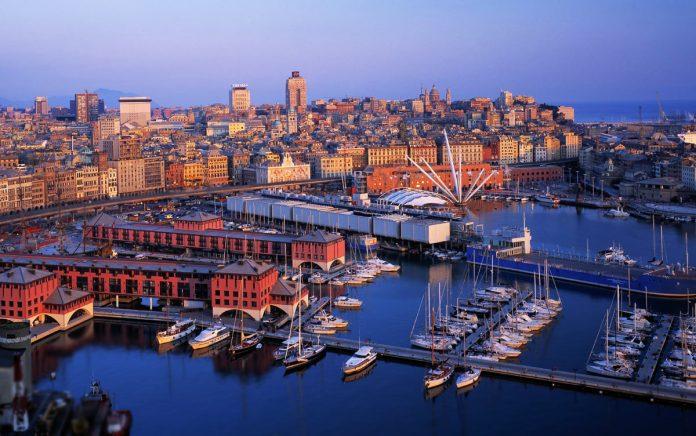 Genova Veduta