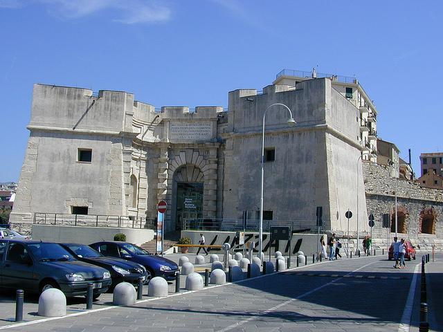 Genova Porta Siberia