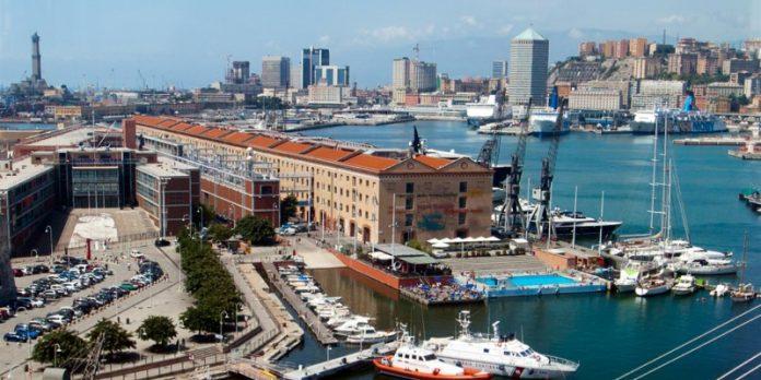 Genova Magazzini del Cotone Città dei Bambini