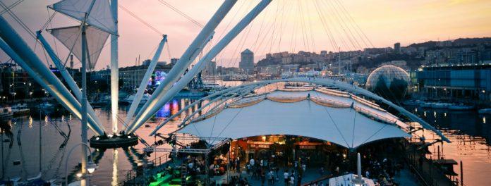 Genova Piazza delle Feste